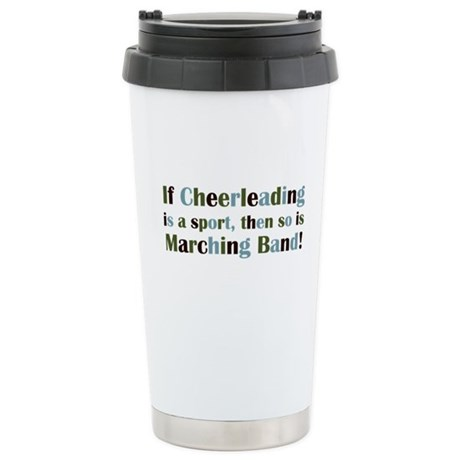 Band is a Sport Ceramic Travel Mug