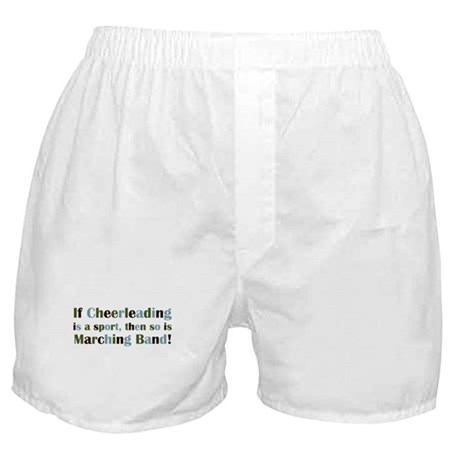 Band is a Sport Boxer Shorts