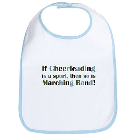 Band is a Sport Bib