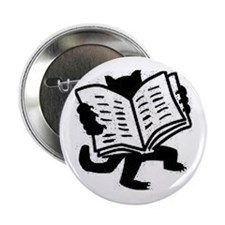 "Unique Catoons 2.25"" Button"