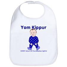 Yom Kippur Blue PJs Lt Skin Bib