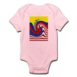 ecuador Infant Bodysuit