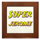 Super jerome Framed Tile
