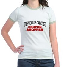 """The World's Greatest Coupon Shopper"" T"