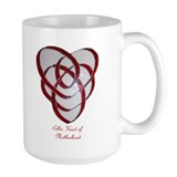 Celtic knot of motherhood mug