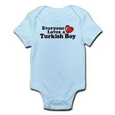 Everyone Loves a Turkish Boy Onesie