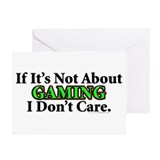 Gaming Greeting Cards (Pk of 10)
