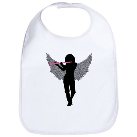 Flute Wings Bib