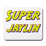 Super jaylin Mousepad