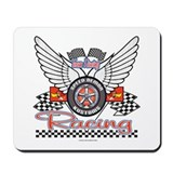 Speed Demon Racing Mousepad
