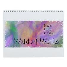 Waldorf Works Wall Calendar