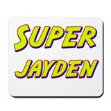 Super jayden Mousepad