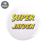 "Super jayden 3.5"" Button (10 pack)"