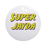 Super jayda Ornament (Round)