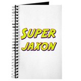 Super jaxon Journal