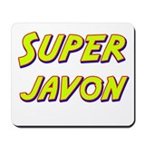 Super javon Mousepad