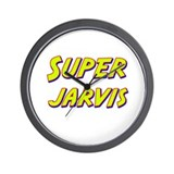 Super jarvis Wall Clock