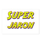 Super jaron Postcards (Package of 8)