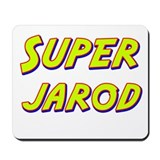Super jarod Mousepad
