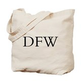 DFW Tote Bag