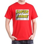 Super janae Dark T-Shirt