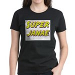 Super janae Women's Dark T-Shirt