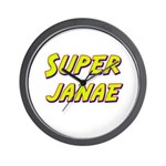 Super janae Wall Clock