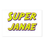 Super janae Postcards (Package of 8)