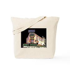 Cheese Steak Stand Tote Bag