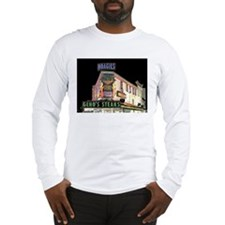 Cheese Steak Stand Long Sleeve T-Shirt