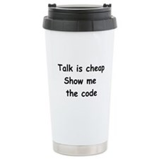 Software Engineer Ceramic Travel Mug