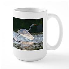 EGRET in SUNLIGHT Mug