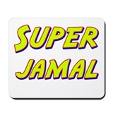 Super jamal Mousepad