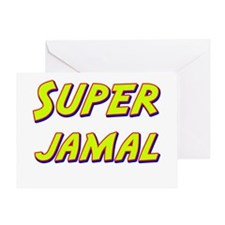 Super jamal Greeting Card