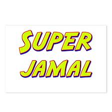Super jamal Postcards (Package of 8)