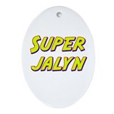 Super jalyn Oval Ornament