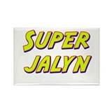 Super jalyn Rectangle Magnet
