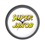 Super jakob Wall Clock