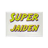 Super jaiden Rectangle Magnet