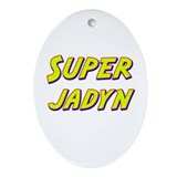 Super jadyn Oval Ornament