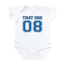 THAT ONE - Obama 08 debate Infant Bodysuit