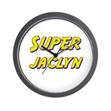 Super jaclyn Wall Clock