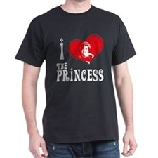 "I Love the Princess ""Diana"" T-Shirt"