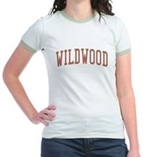 Wildwood New Jersey NJ Red T