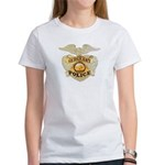 Police Sergeant Badge Women's T-Shirt