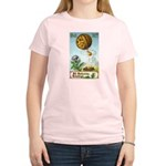 Hot Air Halloween Women's Light T-Shirt