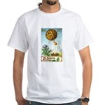Hot Air Halloween White T-Shirt
