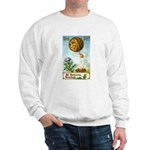 Hot Air Halloween Sweatshirt