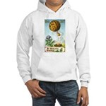 Hot Air Halloween Hooded Sweatshirt