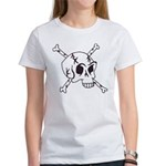 skull crossbones Women's T-Shirt